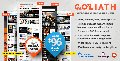 GOLIATH Ads Optimized News & Reviews Magazin