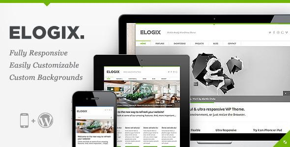 ELOGIX Responsive Business WordPress Theme