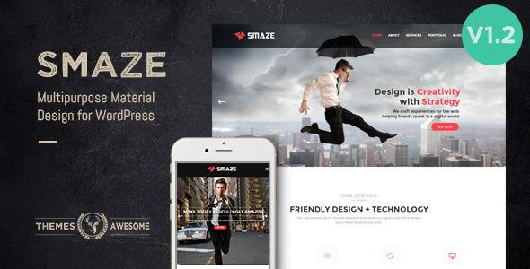 Smaze Multipurpose Modern Theme