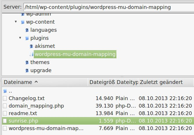 plugin-domain_mapping